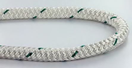 Polyester – Nylon Composite Double Braid